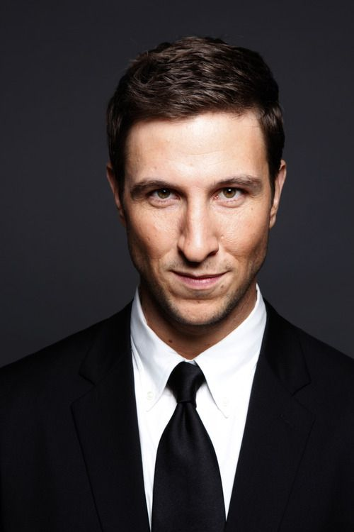 Pablo Schreiber from Orange is the New Black. I prefer Pablo to Mendez anyday :) [admire]