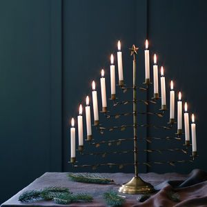 """Eden Candle Tree Candelabra 