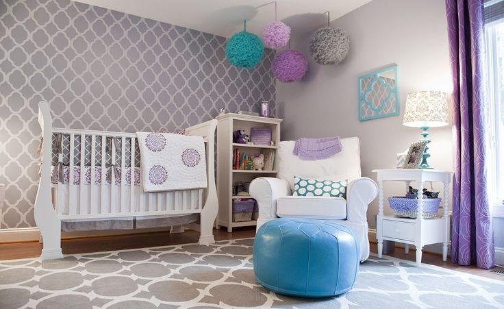 Ideas para una habitación de bebé neutra