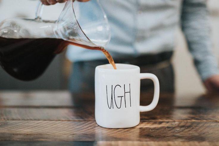 black coffee tea coffeehouse shop relax mug cup wooden table