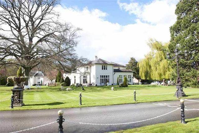 Chester Stay, Dinner & Spa Access for 2 @ Llyndir Hall