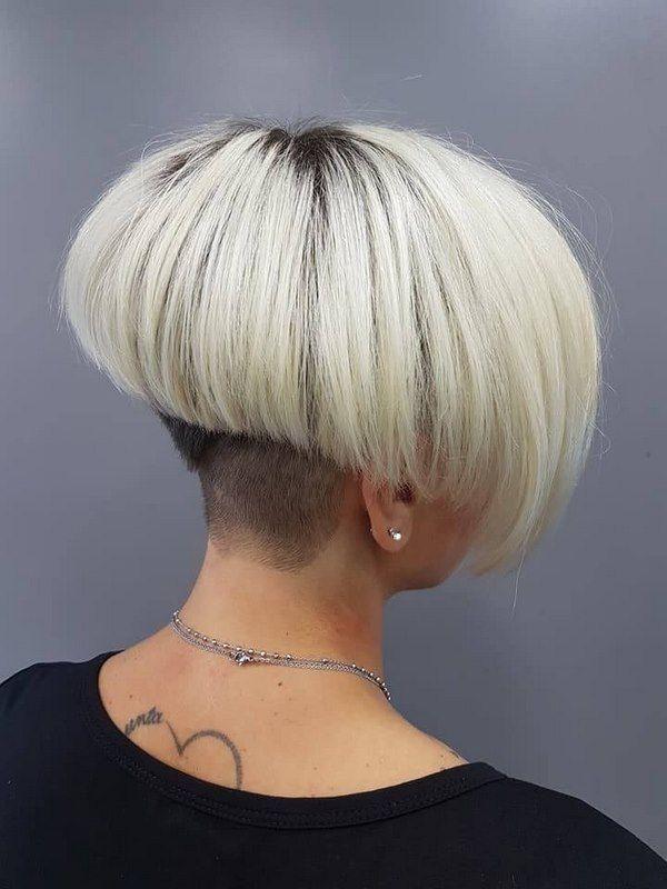 Модные стрижки на короткие волосы: каре.