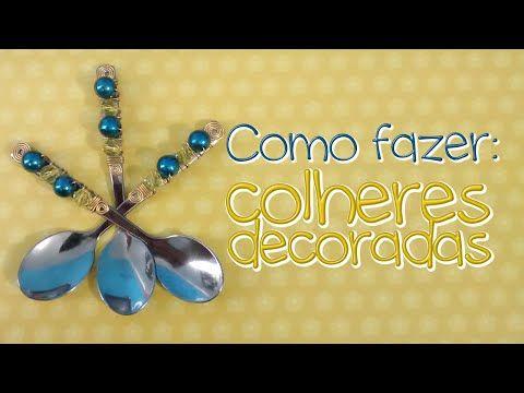 FERRAMENTA DE BORDAR TALHERES - YouTube