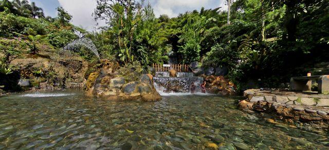 Wisata Tempat Pemandian Air Panas Sariater