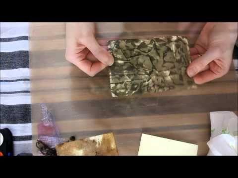 encre Distress ink tutorial tutoriel - YouTube