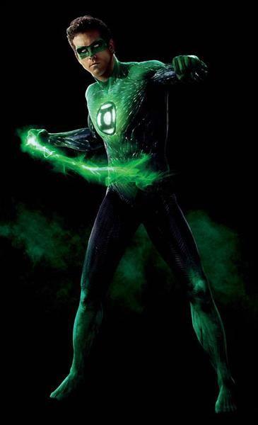 Клип с человеком в зеленом костюме