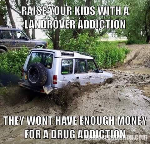 Land Rover!                                                                                                                                                                                 More