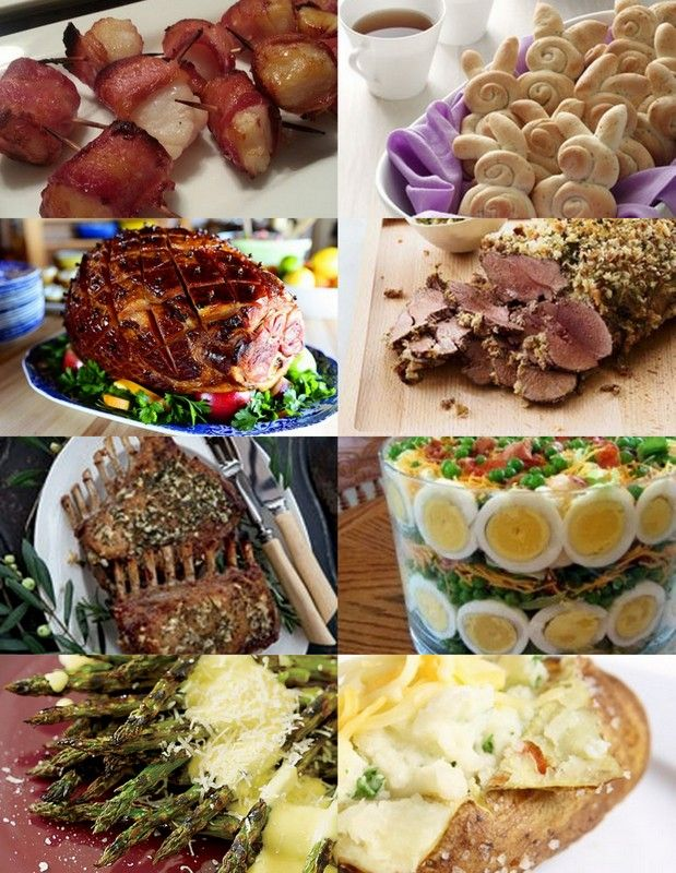 8 Easter Dinner Recipe Ideas