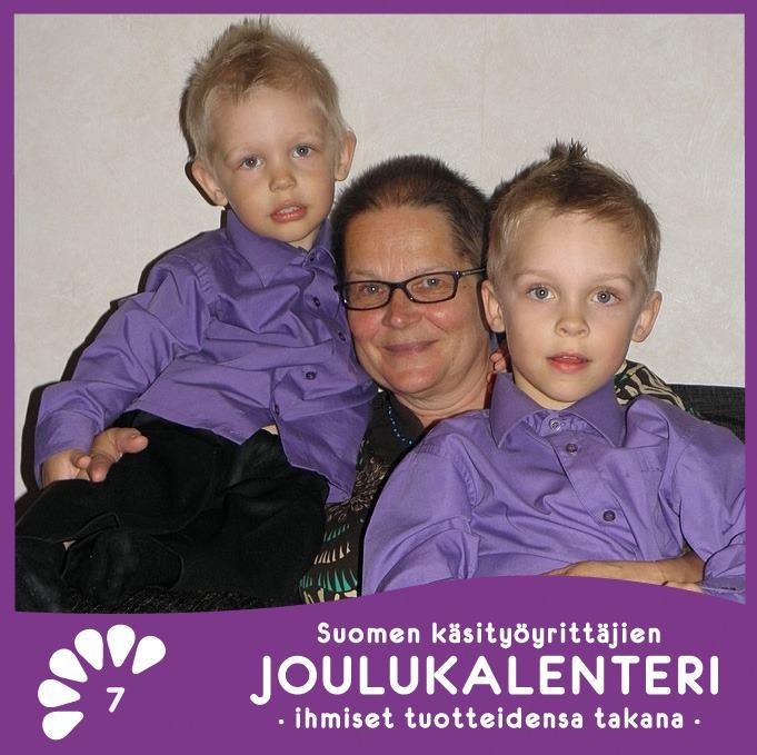 Olen Leila Pentti. Koulutukseltani olen luokanopettaja.    Käsitöiden tekeminen on kuulunut olennaisena osana elämääni jo lapsesta saakka. Äitini on opettanut minulle käsitöiden perustaidot.    >> Lue lisää :: https://www.facebook.com/Suomenky?ref=ts=ts