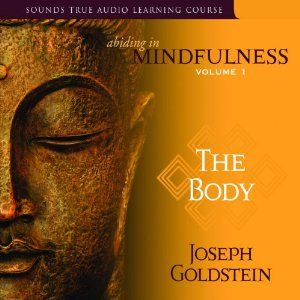 Abiding in Mindfulness, Volume 1: The Body | [Joseph Goldstein]
