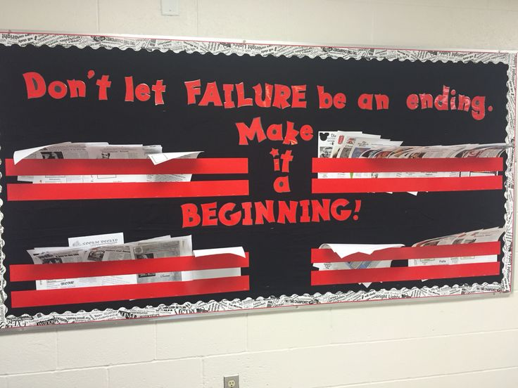 """Growth vs Fixed Mindset """"Famous Failures"""" project for middle school"""