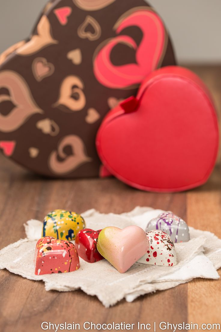 44 best Valentine's Day Chocolates and Pastries images on ...