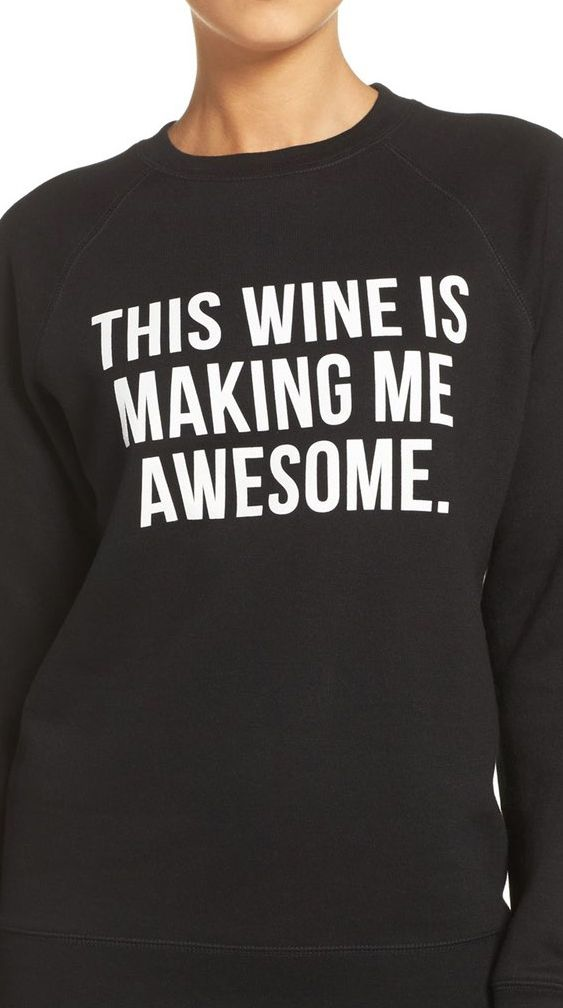 This wine is making me awesome :p