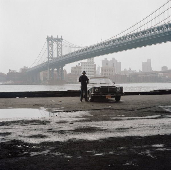 A State of Mind - Manhattan Bridge, 1987 - The New York Times