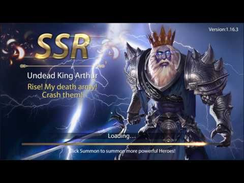Heroes of COK Clash of Kings GAME play #2 - Heroes of COK Clash of Kings is a Android Free-to-play Role Playing Multiplayer Game RPG based on the well known mobile SLG Clash of Kings