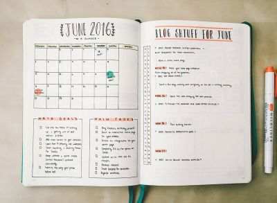 bullet journal | Tumblr