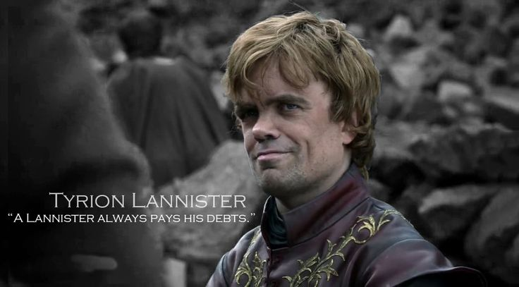 Tyrion-Lannister - I am obsessed with A Song of Ice and Fire in general but Tyrion is the best character in fiction in a long while.  A Song of Ice and Fire by George R R Martin