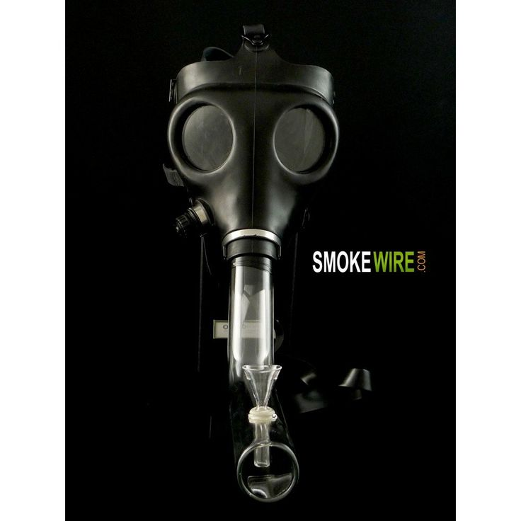Gas Mask With Glass Steamroller Pipe Bongs Amp Waterpipes