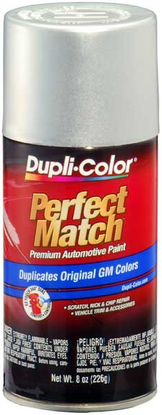 GM/Saturn Metallic Galaxy Silver Auto Spray Paint - 12 1999-2006: Dupli-Colors Metallic Galaxy Silver Auto… #CarParts #AutoParts #TruckParts