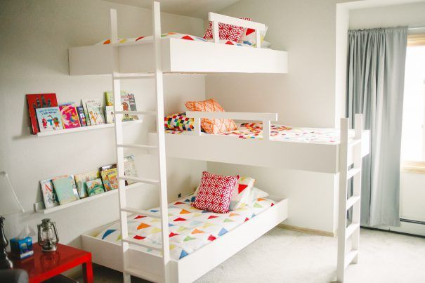 7369cae4d7bb 29 Incredible Bunk Beds You Might Want for Yourself | Kid's Room ...