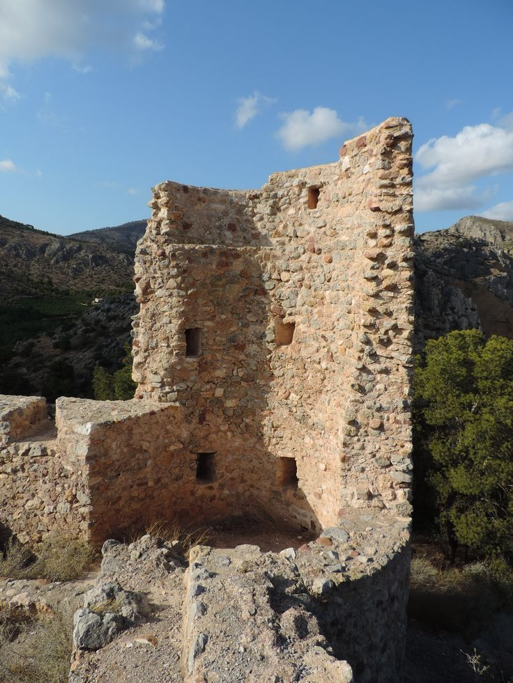 Bes-torre de l'alcassaba del Castell Vell