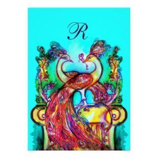 162064539_peacocks-in-love-monogram-red-blue-turquase-green-custom.jpg (320×320)