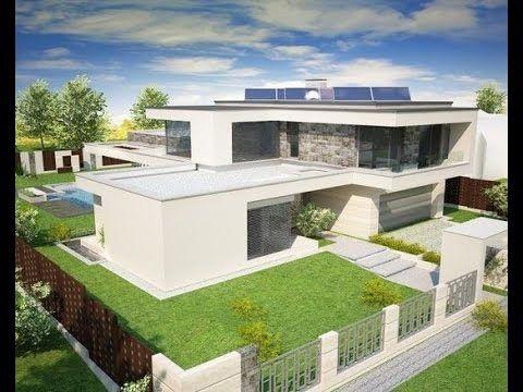 Modern House Design 2 June 2015. Artlantis Render