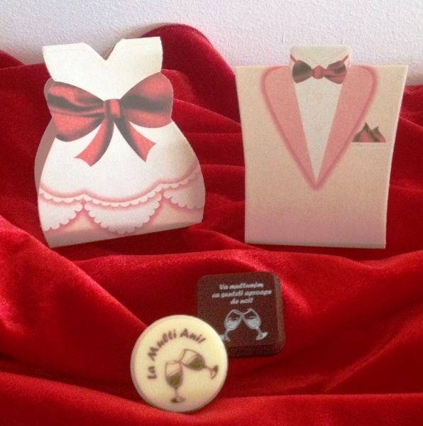 marturii personalizate pt nunta si cutiute!
