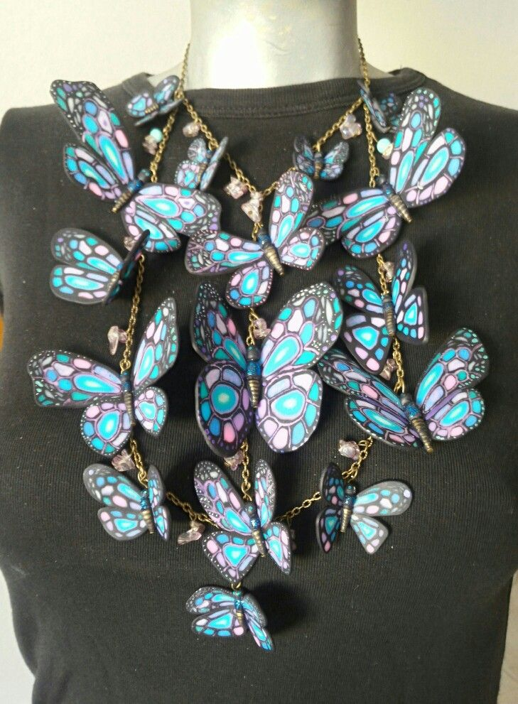 Butterfly necklace  https://m.facebook.com/story.php?story_fbid=1330201750373493&id=1090091514384519