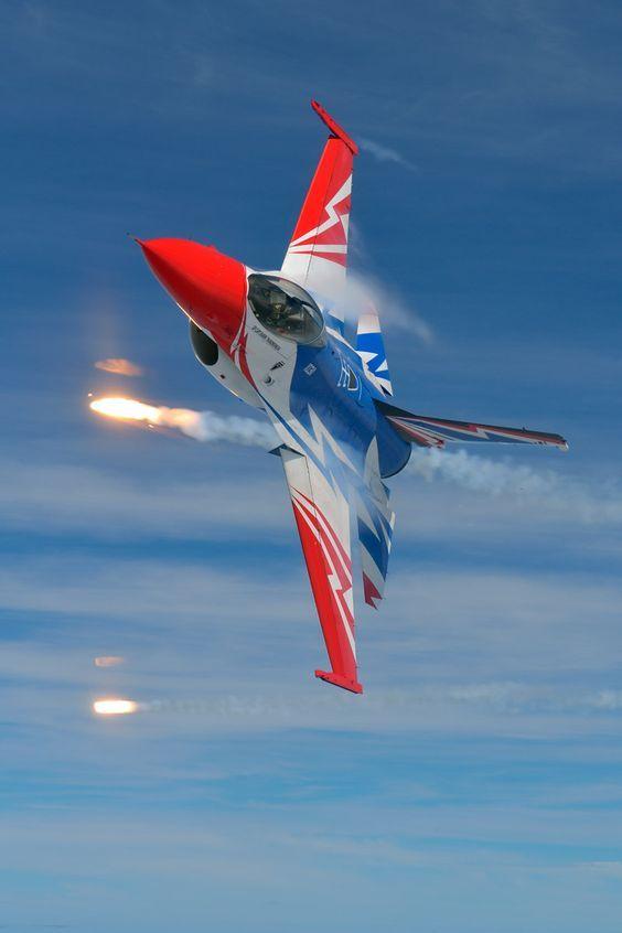 Royal Thai Air Force Centennial F-16 Falcon
