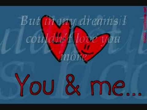 lyrics to valentine jim brickman