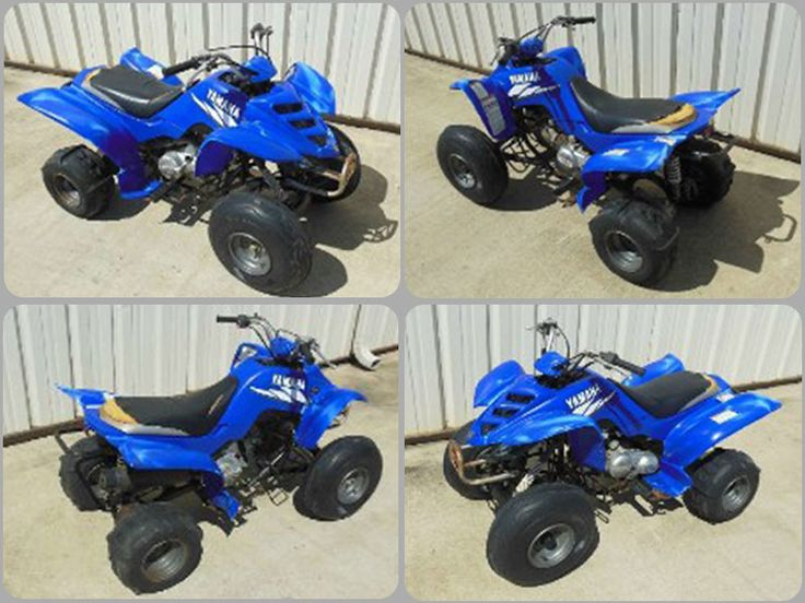 Search used 2003 yamaha raptor 80 four wheeler atv by for Yamaha brookhaven ms