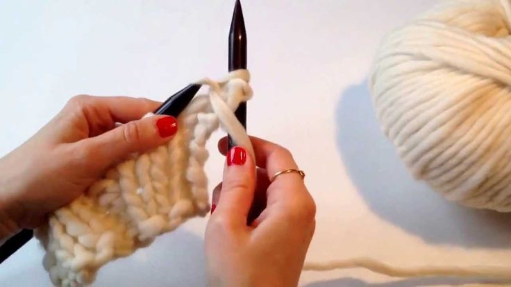 Punto elástico #TheWoolCollection #puntoelástico #DIY