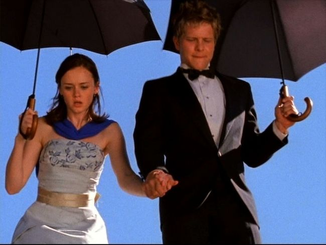"Gilmore Girls - Alexis Bledel and Matt Czuchry, ""You Jump, I Jump, Jack"""