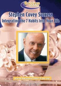 Success and Stephen Covey's 7 Habits...the bible of leadership, personal and professional.
