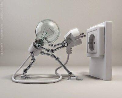 El robot emocional: Carta d'una bombeta passada de moda a FECSA ENDESA...