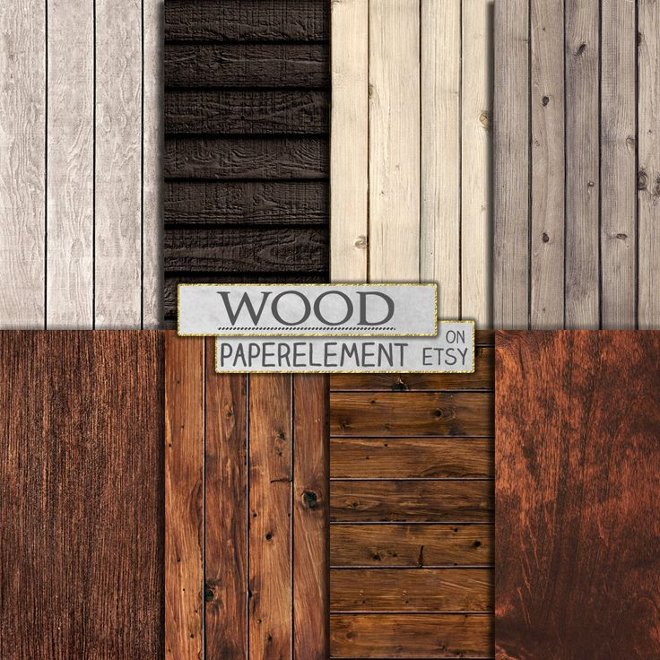 Rustic Wood Digital Paper: Wood Backdrop Printable Wood Digital Background Wood Scrapbook Paper 12x12 Wood Background Instant Download PaperElement 3.99 USD