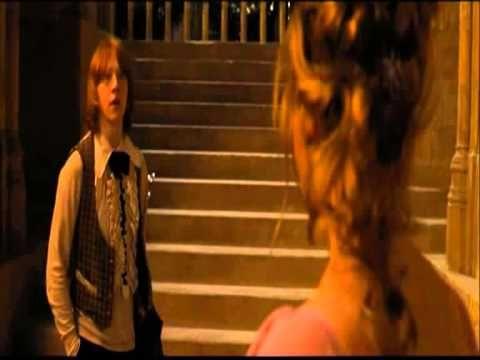 Ron e Hermione