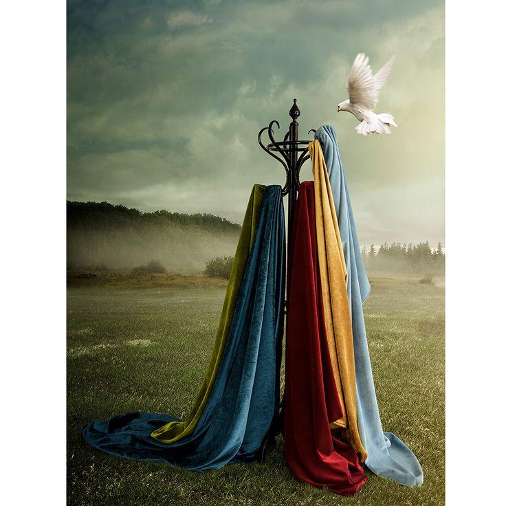 Fotografia para York Fabrics