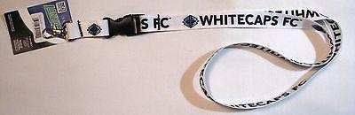 "Vancouver Whitecaps FC 22"" Lanyard with Detachable Buckle"