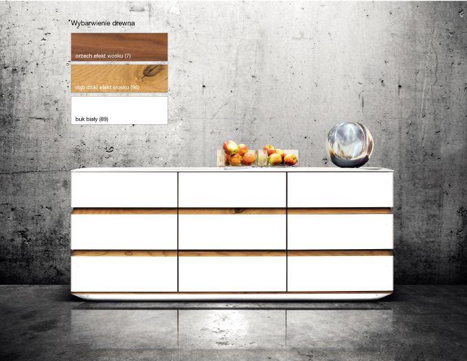 Sideboard - Zebra Home Concept, interior design. Collection designed by Klose #KloseFurniture #diningroom