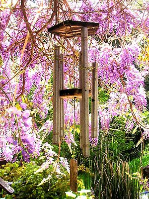 Top 9 ideas about Wind Chimes on Pinterest | Gardens ...