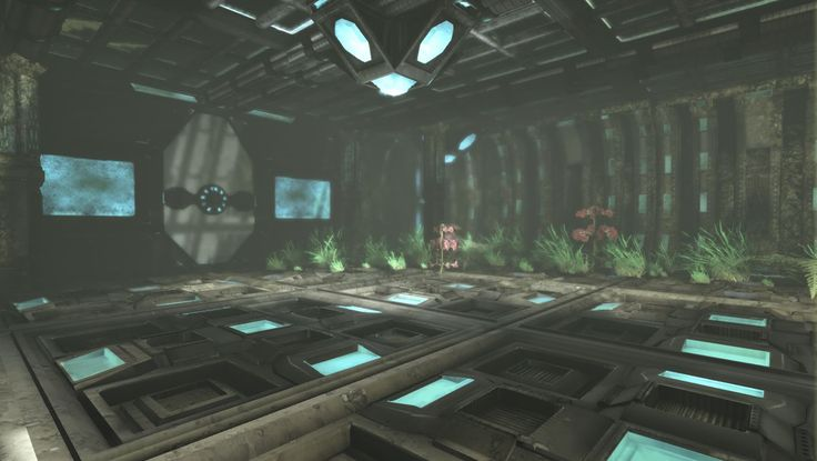 Environments: Laboratory (UDK)