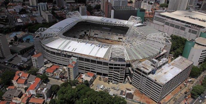 Arena Palmeiras (Foto: Divulgação / WTorre)