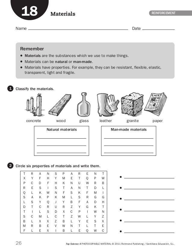 Fichas Inteligencia 4º Science Worksheets Shape Worksheets For Preschool Scientific Method Worksheet Free