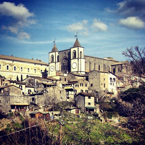 San Martino al Cimino - VT by danbostar, via Flickr #InvasioniDigitali il 28 aprile 2013 alle ore 16.00 Invasori: Gianni per Associazione E-touri e Claudia per Tuscia in Fabula #laculturasiamonoi #liberiamolacultura