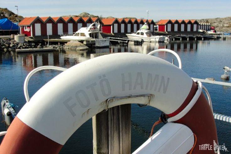 Boat houses, Fotö island