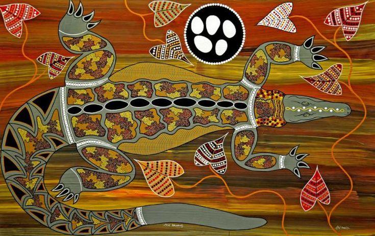 Искусство аборигенов Австралии. Идеи для творчества - Ярмарка Мастеров - ручная работа, handmade