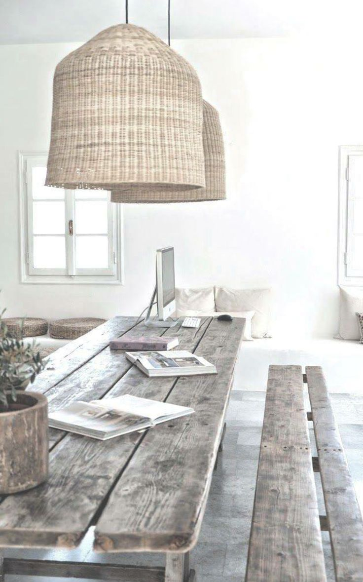34 best industrial distressed living room images on for Rustic dining area