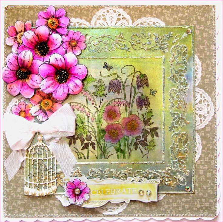 Crafty Individuals Blog: CREATING A BIT OF A SCENE....
